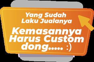 kemasan custom