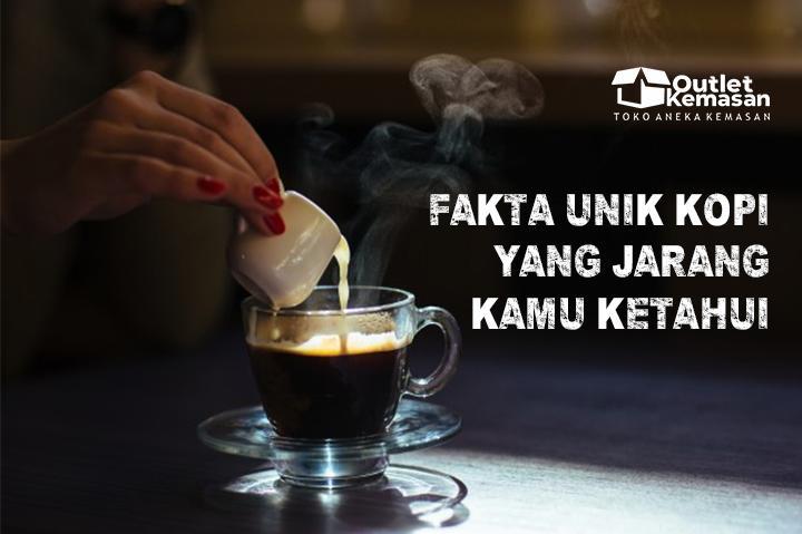fakta unik kopi